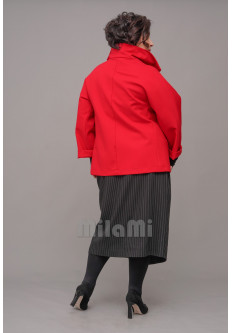 Куртка Спорт из плотного джерси
