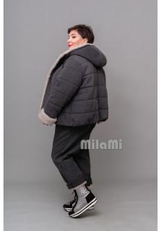 Куртка-фуфайка футер на меху