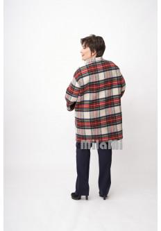 Пальто короткое из шерсти Max Mara