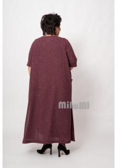Платье Пунктир